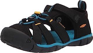 KEEN 中性儿童 Seacamp 2 CNX 闭趾凉鞋