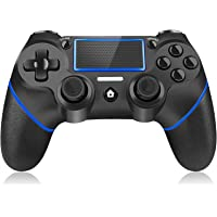 Playstation 4 控制器,Y Team 无线 PS4 控制器,适用于 PS4,游戏手柄操纵杆遥控器兼容Play…