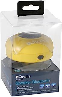 Xtreme Beta 便携式蓝牙音箱 3.0,防水,黄色