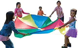 Parachute with Handles and Carry Bag