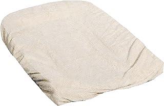 Looping 毛圈布套,适用于换尿布台和尿布桌,香草色