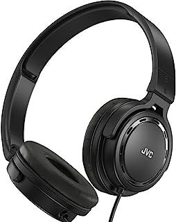 JVC HA-S520-B-E 入耳式轻便耳机 黑色