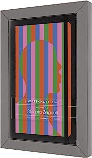 Moleskine - Moleskine 工作室系列笔记本,横格笔记本,艺术家Olimpia Zagnoli,硬壳,尺寸13 x 21厘米,240页