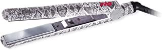 BaByliss BabBab2039PYE 直发器,灰色,白色,2.7 米,直发器(直发器,热,230 摄氏度,灰色,白色,钛,2.7 米)