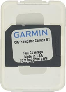 Garmin 佳明 城市导航仪 适用于加拿大地图(SD 卡)