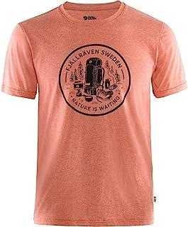 FJALLRAVEN 男式 Fikapaus T 恤 M 码
