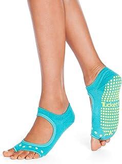 瑜伽袜 女式防滑,*防滑粘附袜 - 普拉提,芭蕾舞