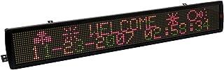 EUROLITE ESN 16x128 5毫米 LED 红色 / * / 黄色   专业广告标牌