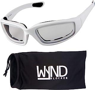 WYND 阻塞摩托车和自行车防风运动包裹太阳镜