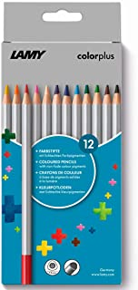 Colourplus 彩色铅笔 12 支装
