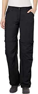 Vaude Farley IV zip pants Ladies black