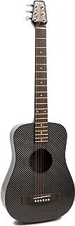 KLOS 黑色碳纤维旅行原声吉他包(吉他、琴袋、皮带、开普等)