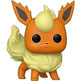 Funko POP!游戏:口袋妖怪 - Flareon 乙烯树脂人偶