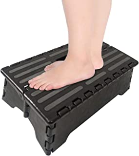 Booster Stool 汽车高度提升踩踏凳便携式助步凳折叠梯梯子折叠椅适用于儿童成人家庭厨房老年人