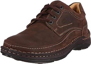 Clarks 男士Nature Three德比鞋