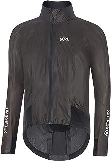 GORE WEAR 男士骑行夹克,GORE-TEX SHAKEDRY,S 码,黑色