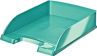 LEITZ 利市 WOW系列文件盘 (金属冰蓝色) 52263051