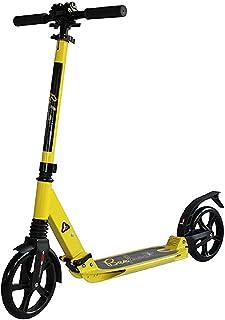 BeeFree XLT 儿童滑板车,适用于青少年/成人,12 岁以上,可折叠,带可调节把手