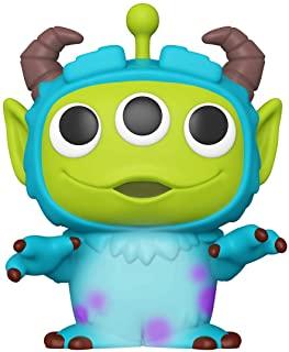 Funko Pop! 迪士尼:皮克斯《怪物公司》-10英寸(约25.4厘米)Sulley手办