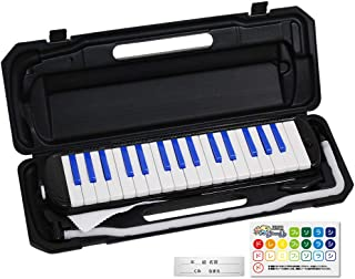 KC 口风琴 (旋律钢琴) P3001-32K ブラック/ブルー