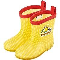 Skater 雨靴 靴 长靴 儿童用 猴子的乔治 带反光条 14厘米 RIBT1