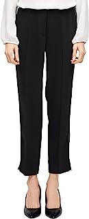 s.Oliver 黑色 LABEL 女式长裤