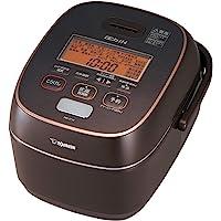 ZOJIRUSHI 象印 电饭煲 NW-JT10-TA 压力IH式 铁器涂层 棕色 5.5合(约0.92L) 需配变压器