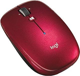 LOGICOOL 蓝牙鼠标 M557 红色
