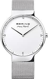Bering 白令 石英男士手表 15540