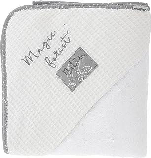 Cambrass 46038 毛巾 22.5x29x29 厘米 森林灰 灰色