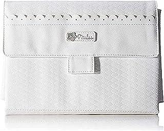 Bimbi Ecoleather 298 Rhombos 902 01 白色换尿布垫中性款