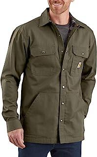 Carhartt 男式 104146 Ripstop 纯色衬衫