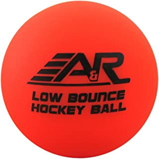 A&R Sports Low Bounce Street Hockey Ball