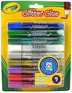 Crayola 彩色闪光胶 1包