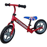 RANGS JAPAN(RANGS) 平衡自行车 铝制车身红色