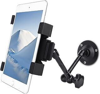 UYODM 平板电脑壁挂支架魔术臂和夹具,兼容 iPad Air2、iPad Pro 9.5/10.5/11、iPad2019/2020、iPad Mini 4、Samsung Galaxy Tab S7/8、Google Nexus7/11、...