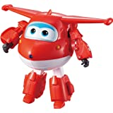 Super Wings - Transforming Jett Toy Figure | Plane | Bot | 5…