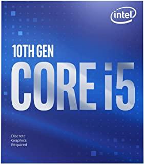 Intel 英特尔 酷睿i5-10400F处理器(基础频率:2.90 GHz;插座:LGA1200; 65瓦)盒装 BX8070110400F