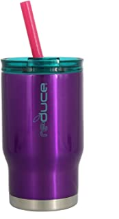 reduces COLDEE Ombre 热水杯,14 盎司 Purple W/Teal Accents 01774-Purple
