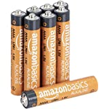 AmazonBasics AAAA Everyday Alkaline Batteries (8-Pack)