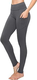 SATINA 高腰打底裤 - 25 种颜色 - 超柔软全长不透明修身