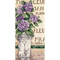 Dimensions Needlecrafts Counted Cross Stitch, Hydrangea Flor…