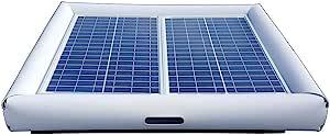 Natural Current Savior UV O3 Ultraviolet Ozone Pool Spa Sanitation Disinfection Filter System, 60-watt