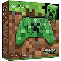 XBOX 无线控制器/ PC计算机-Minecraft爬行者,绿色特别限量版