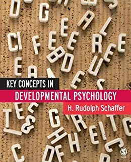 """Key Concepts in Developmental Psychology (English Edition)"",作者:[H Rudolph Schaffer]"
