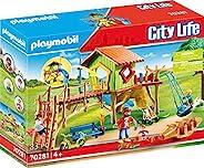 PLAYMOBIL City Life 70281 冒险游戏场,4 岁以上