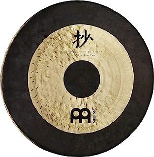 Meinl Sonic Energy 28 英寸(约 71.1 厘米)Chau Gong Tam,手工青铜合金 — 包括打击器和盖 — 适用于声音*、瑜伽和冥想,2 年保修(CH-TT28)
