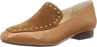 Oriental TRaffic 乐福鞋 女士 方头 平底 美腿 大尺寸 小码 易于行走 1329