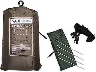DD TARP 3M X 3M–轻质多功能 & TOUGH TARP/BASHA