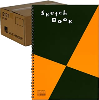 Maruman 斯凯奇书 图案系列 A4 60本装 S131X60
